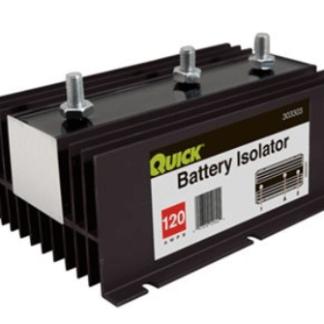 Isolateurs de batteries