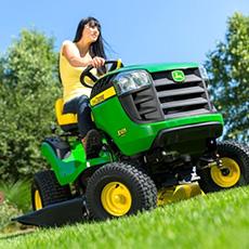 Batterie tracteur à pelouse