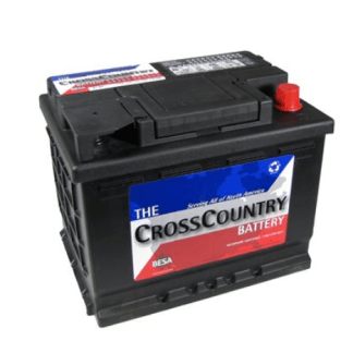 batterie camion crosscountry