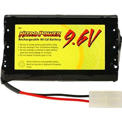 9.6 volts Ni-CD téléguidé