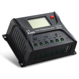 controleur 10 amperes PWM