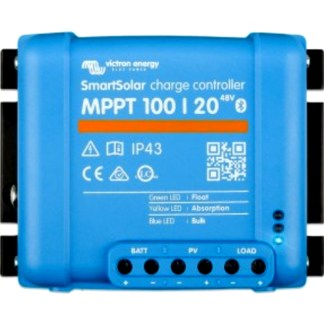 Controleur de voltage victron-100-20-bluetooth