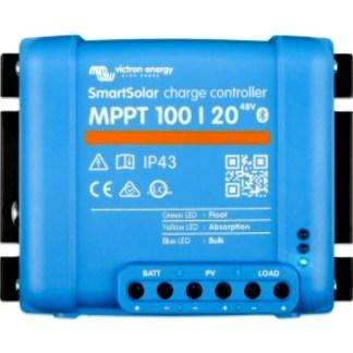 Controleur de voltage victron-100-20-bluetooth