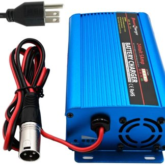 chargeur 24 volts 5 amperes