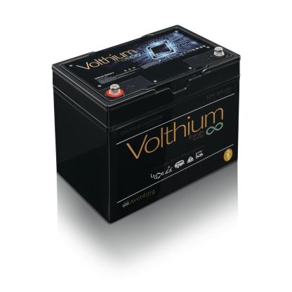 volthium bluetouth batterie