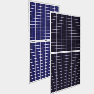 panneau solaire bifacial gma solar