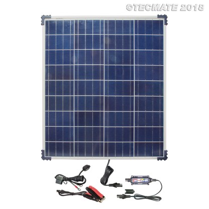 CHARGEUR SOLAIRE 80 WATTS OPTIMATE
