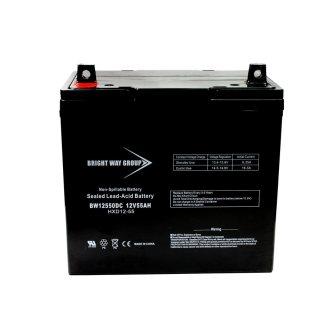 BW12550 batterie survolteur