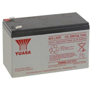NPX-35 yuasa batterie alarme