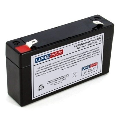 sb613-6v-1-4a batterie alarme