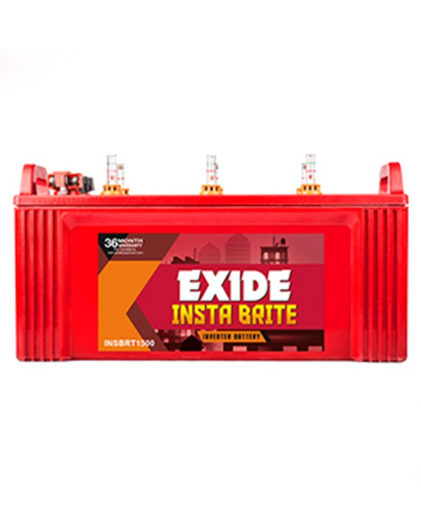 Exide INS BRT1500 (150 Ah) Inverter Battery