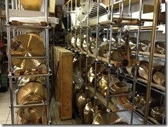 cymbales ufip