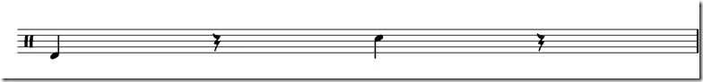 jouer de la battrie accents cymbale jazz 1
