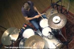 Benny Greb-the language of drumming