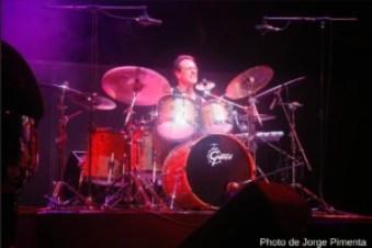 Batteur Vinnie Colaiuta