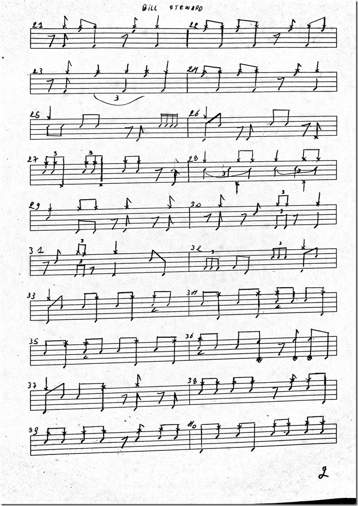 bill stewart transciption de solo page 2