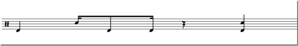 composer une rythmique de batterie 5