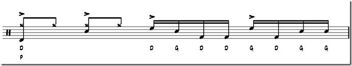 break simple paradiddle 4