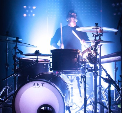 Vincent Lechevallier (Pony Pony Run Run) : comment devenir batteur pro ?