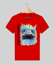 t-shirt 205 GTI