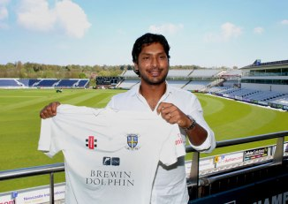 Sangakkara will represent Durham in two or three County Championship matches