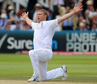 Flintoff has not represented any team since 2010