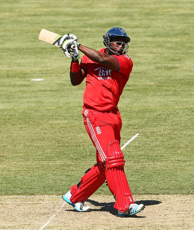 Carberry was not selected for England's tour of the West Indies and the World Twenty20