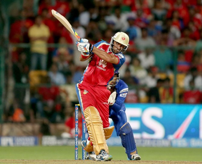 Singh walloped seven sixes during his knock of 83