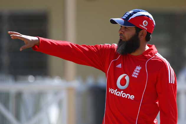 Ahmed had been England's spin bowling consultant prior to this
