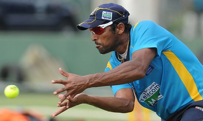 Welegedara's last Test for Sri Lanka came in December 2012