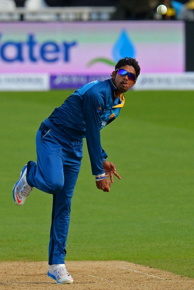 Sri Lanka spinner Sachithra Senanayake was recently reported for having an illegal bowling action