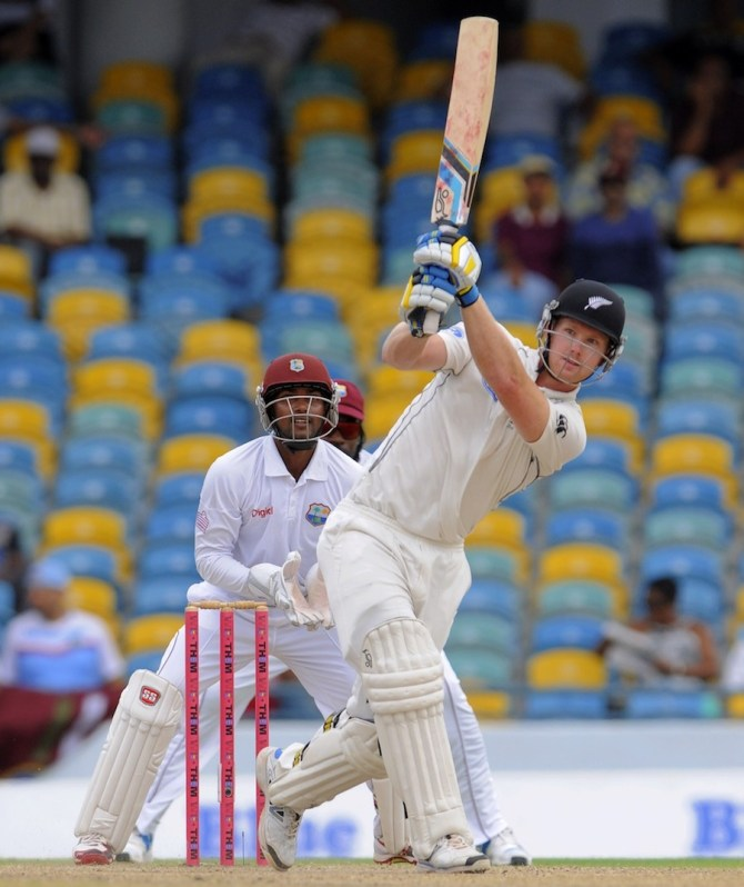 Neesham launched four sixes during his innings of 51