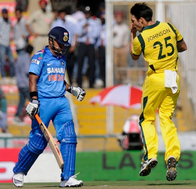 Australia will face India, South Africa or England every summer until 2023
