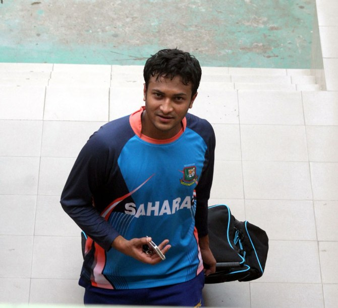 """""""I don't understand how he [Shakib] can say such a thing"""""""