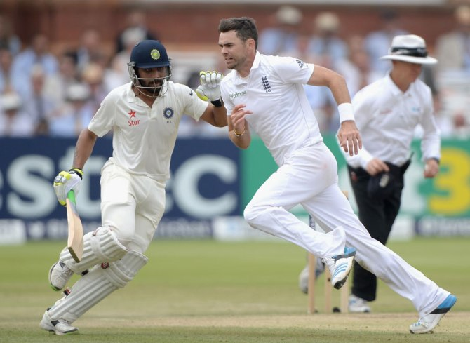 """Anderson admitted to calling Jadeja a """"f***ing p**ck"""" and a """"f***ing c**t"""""""