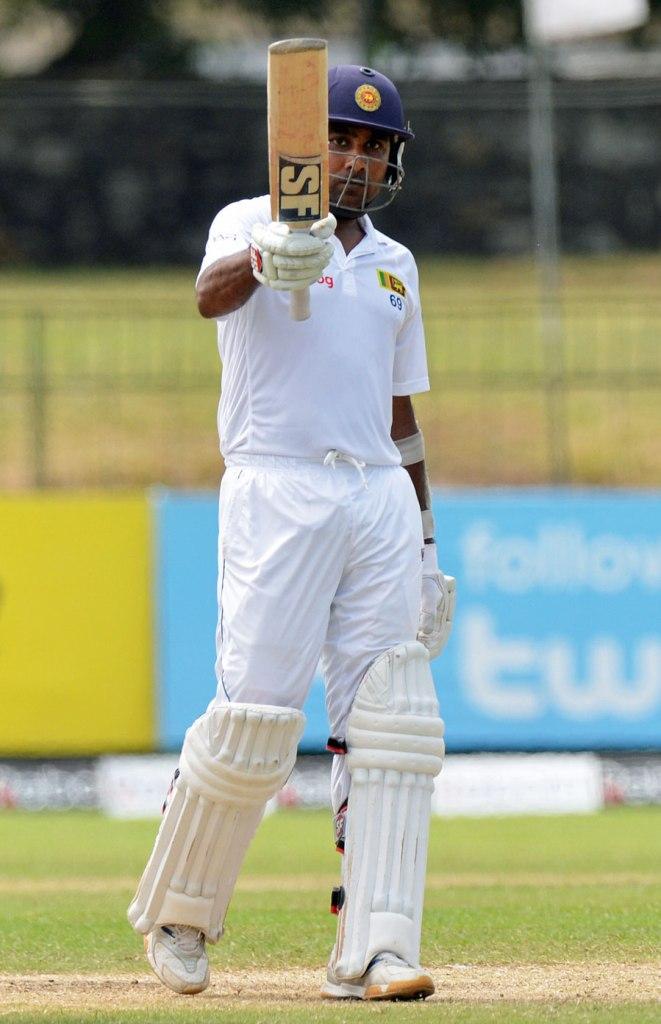 Jayawardene hit 17 boundaries during his outstanding knock of 165