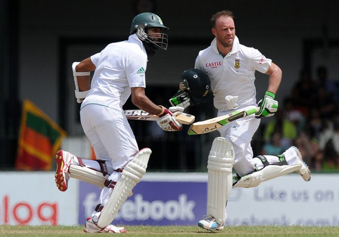 South Africa tried to eat up as much time as possible before they were bowled out