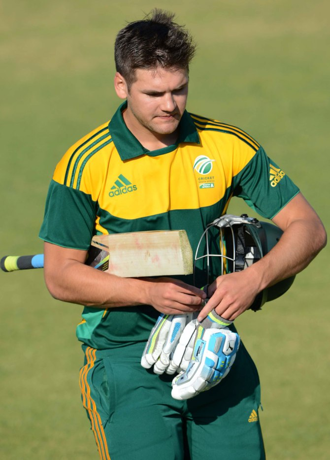 Rossouw has been in outstanding form with the bat as of late