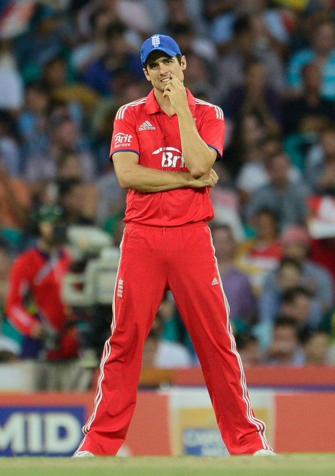 """""""I love Alastair Cook dearly but I don't think he should be bothering playing ODI cricket anymore"""""""
