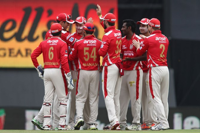 The Kings XI Punjab will be making their maiden appearance in the Champions League Twenty20