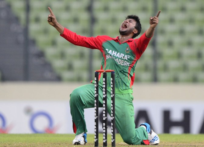 Al Hasan will be able to represent Bangladesh from September 15 onwards