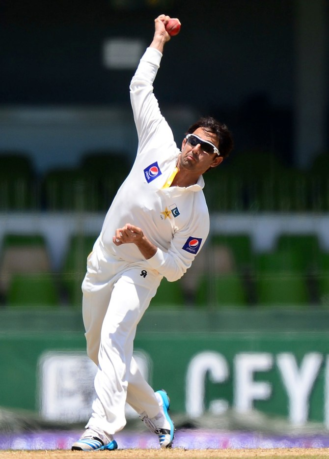 Ajmal will have 30 to 35 deliveries closely examined