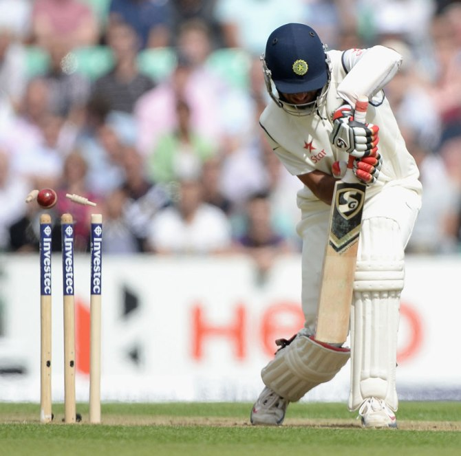 Pujara failed to have an impact with the bat during the recent Test series against England