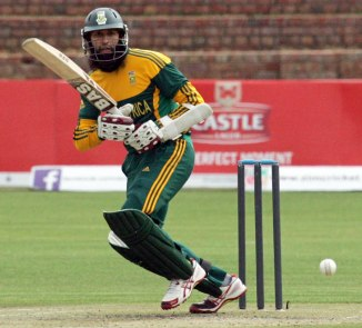 Amla scored his 15th ODI century