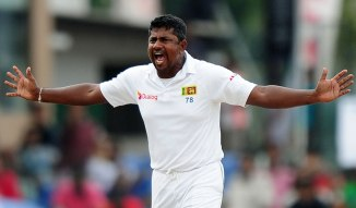 Herath dismissed Ali, ul-Haq, Khan and Shafiq