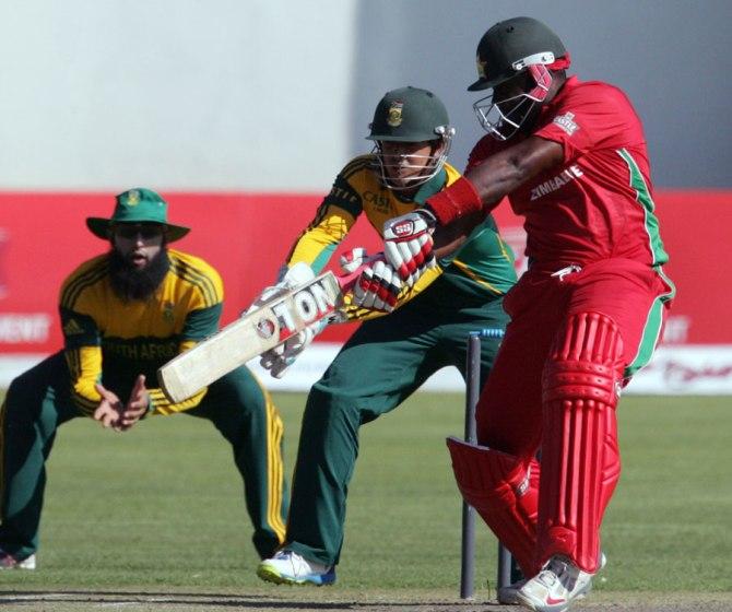 Masakadza scored his third consecutive ODI half-century