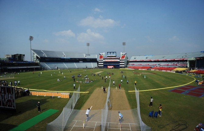 The Barabati Stadium will host its maiden Twenty20 International on October 22