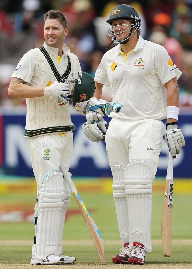 """""""If Watto can get himself fit and healthy he'll certainly play a lot more Tests, one-day and Twenty20 cricket for Australia"""""""