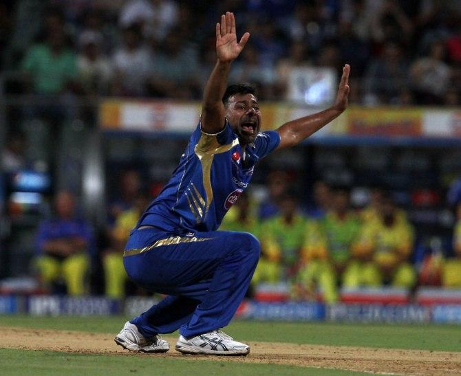 Kumar injured his shoulder in Mumbai's qualifer against the Lahore Lions