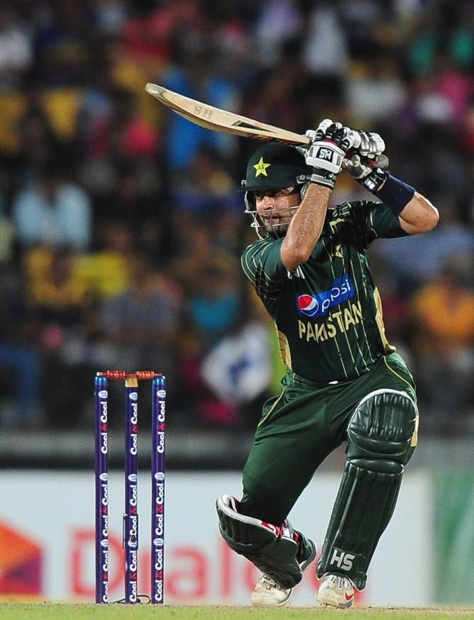 Shehzad has been warned not to engage in religious discussions  with players in the future